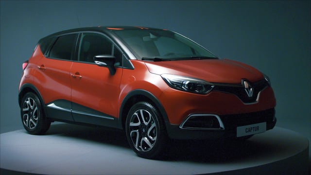 Renault Captur 45sec
