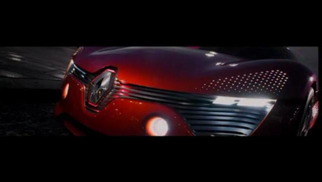 Concept Car Renault Dezir