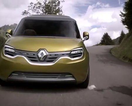Concept Car Renault Frendzy