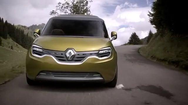 Concept Car Renault Frendzy