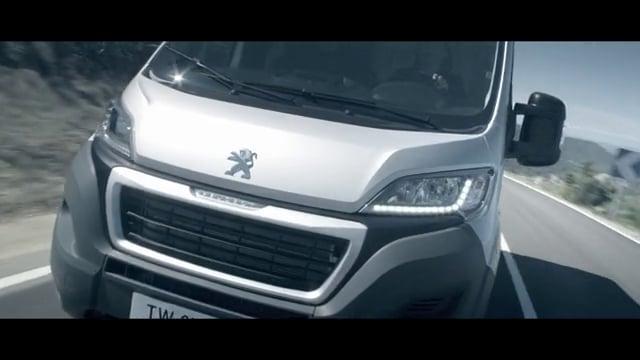 Boxer Peugeot 2014