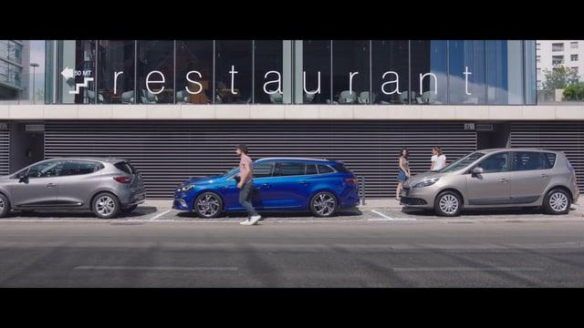 Nouvelle Renault Megane ParkAssist