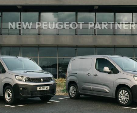 Nouveau Peugeot Partner