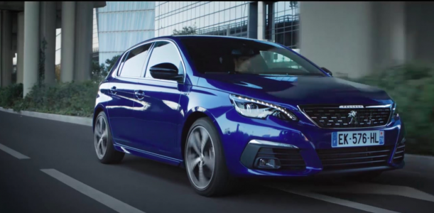 Nouvelle Peugeot 308 Break & Berline